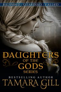 Daughters of the Gods series bundle