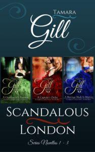 Scandalous London series bundle