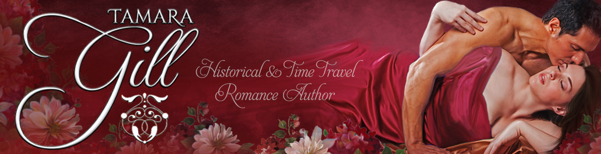 Tamara Gill – Historical & Time Travel Romance Author